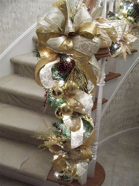 christmas tree ivory garland ideas 44 refined gold and white d 233 cor ideas digsdigs