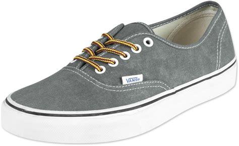 Vans Authentice Pull White Icc vans authentic chaussures gris