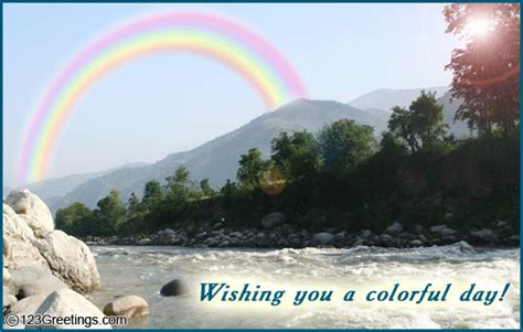 colorful day    great day ecards greeting cards