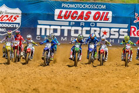 motocross racing tv schedule amapromx racing series news