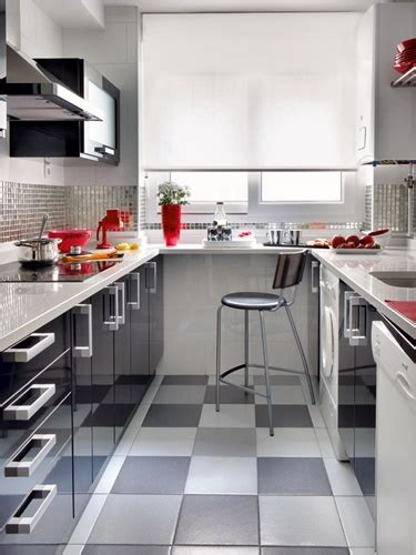 decoracao de cozinha pequena fotos  modelos