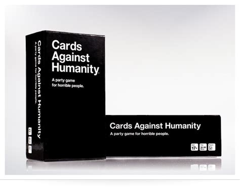 cards against humanity christmas gifts for in laws askmen