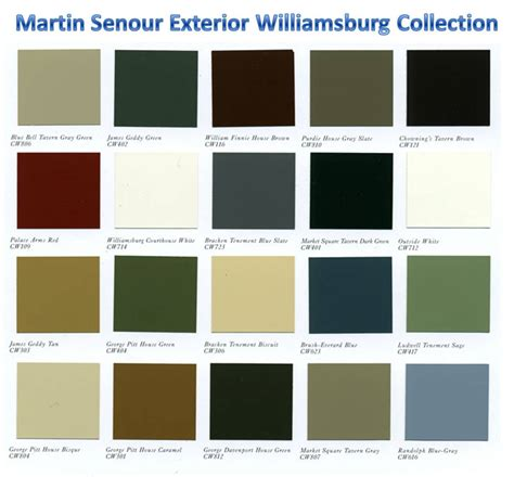 colonial williamsburg house paint colors pratt and lambert