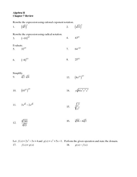 Algebra 1 Function Notation Worksheet Answers by Function Notation Worksheet Lesupercoin Printables Worksheets
