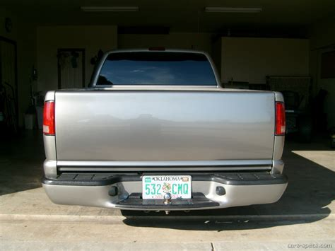 old car owners manuals 2004 gmc sonoma user handbook 2002 gmc sonoma extended cab specifications pictures prices