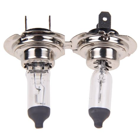 Lu Halogen H1 12 V 100w 2pcs h1 h4 h7 55w 100w xenon gas halogen headlight white