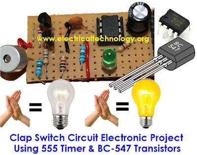 Saklar Biasa rangkaian saklar lu led listrik dengan tepukan tangan cara tekno