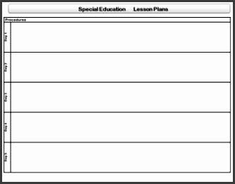 10 Simple Lesson Plan Template Sletemplatess Sletemplatess Standards Based Lesson Plan Format Template