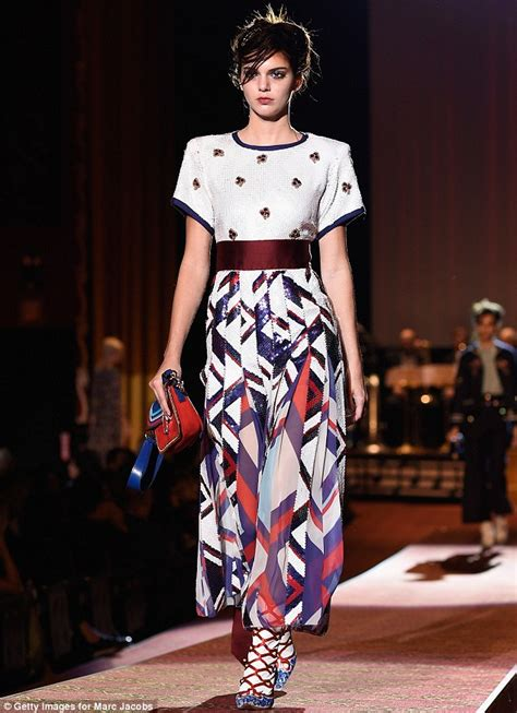Catwalk Speak To Onoff About Fashion Week by Kendall Jenner Leads Runway At Marc New York