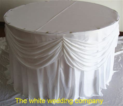 cheap white table skirts popular table skirts buy cheap table skirts