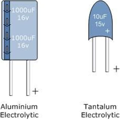 aluminum capacitor symbol 3 way dimmer switch for single pole wiring diagram electrical electronics concepts