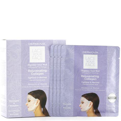 Masker Mata Emas Hello Collagen Hk Eye Mask dermovia lace your compression treatment mask