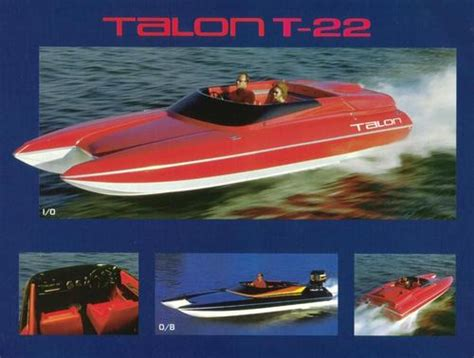 talon performance boats 2005 talon 22 powerboat
