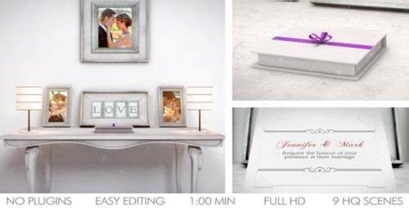 Wedding Invitation Announcement Videohive by Wedding Invitation Announcement After Effects Project