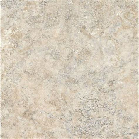 armstrong ceraroma 16 in x 16 in limestone white vinyl
