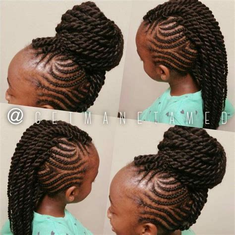different types of mohawk braids hairstyles scouting for 17 best images about natural hair kids on pinterest hair