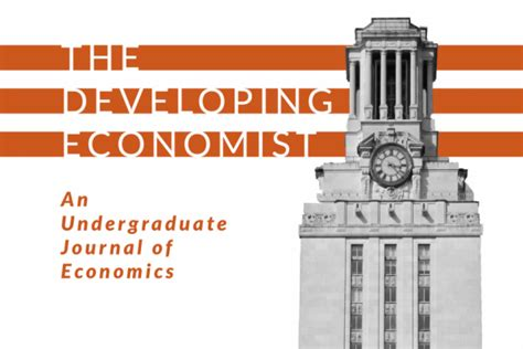 Finance Research Letters Journal Student Run Economics Journal Spotlights Undergrad Research Letters Magazine