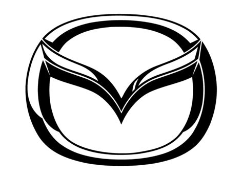 90 years of the mazda logo japanese nostalgic car