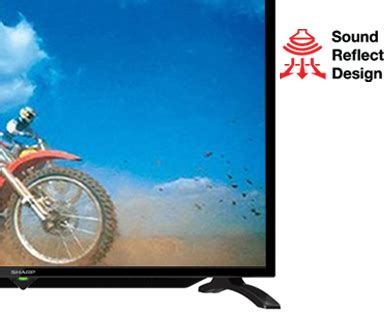 Tv Sharp Yang Tipis hd led tv le180i series candi elektronik