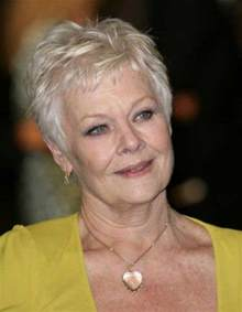 how to get judi dench hairstyle 20 short haircuts for over 60 short hairstyles