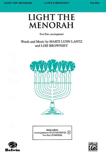 how do you light the menorah light the menorah sheet by marti lunn lantz and lois
