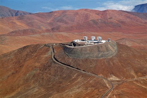 Large Armchair Weekend Visits To Paranal Eso