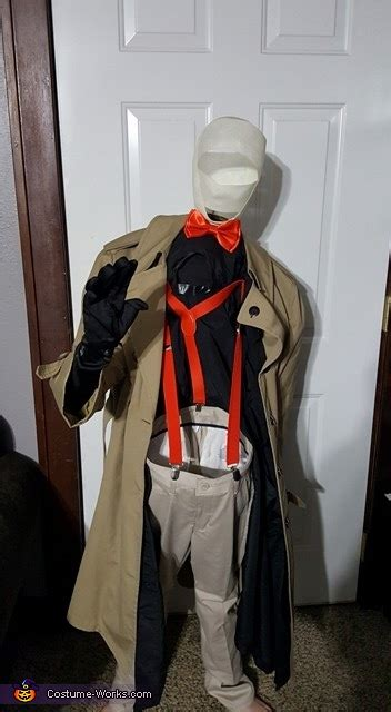invisible man costume diy costumes   photo