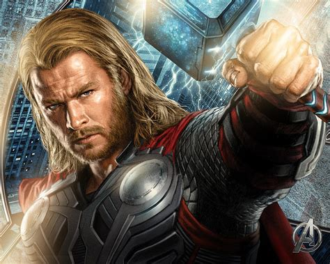thor film part 2 thor the avengers movie art this image is property of