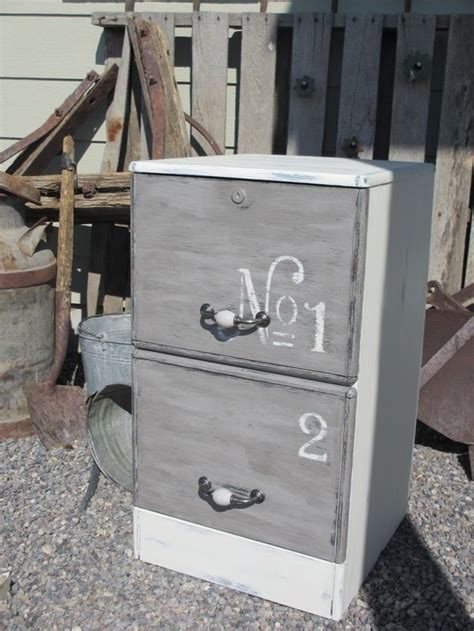 Chalk Paint On Metal Filing Cabinet 25 Best Ideas About Painting Metal Cabinets On Pinterest File Cabinet Makeovers Filing
