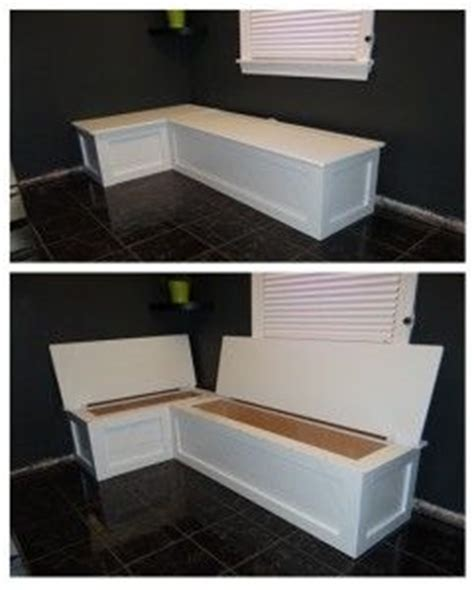 Kitchen Banquette Seating With Storage by 1000 Ideas About Kitchen Table With Storage On