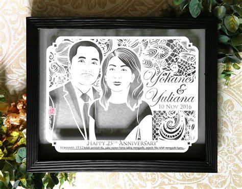 Kado Unik Ulang Tahun Anniversary Wedding Dll yohanes dan yuliana cutteristic