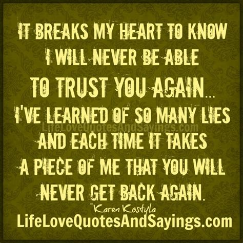 quotes for in trust quotes for relationships quotesgram
