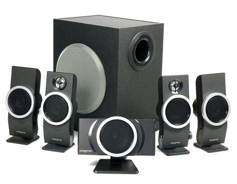Creative Speaker 5 1 creative inspire t6100 5 1 clickbd