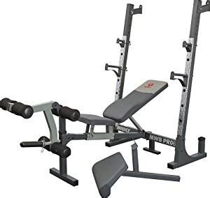 marcy pro bench marcy pro 6 bench amazon co uk sports outdoors