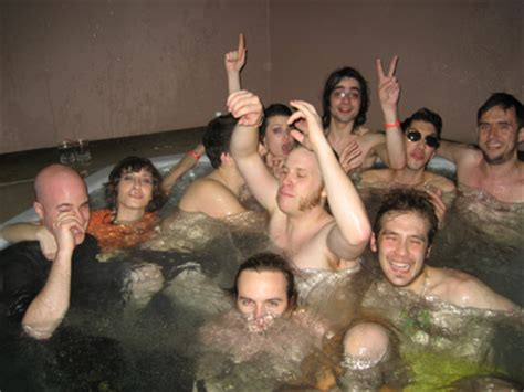 themes for hot tub parties gapers block transmission chicago music music film