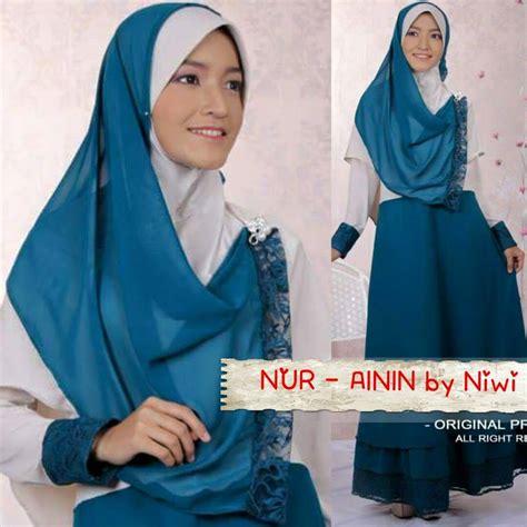 Gamis Dress Baju Muslim Murah Cewek Syari Muslimah 50 baju pesta remaja terbaru galeri ayesha jual baju