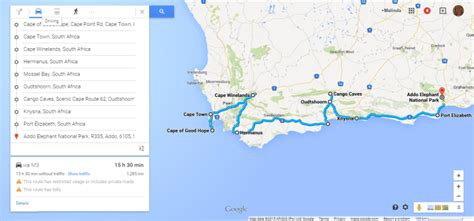 Garden Route Itinerary Ideas Wanderlust Garden Route Linky My Brown Paper Packages