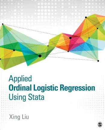 multilevel modeling using r books applied ordinal logistic regression using stata xing liu