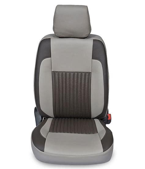 leatherette seat covers india maruti suzuki eeco 7 setter car seat covers in automotive