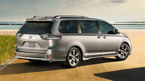 toyota minivan 2015 2015 toyota gives the minivan a makeover master