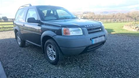 2000 land rover mpg 2000 land rover freelander for sale for sale in greenore