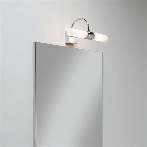 chrome bathroom lights astro dayton polished chrome bathroom wall light at uk