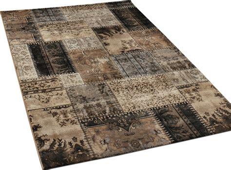 teppiche kaufen ch edler designer teppich vintage patchwork muster edition in
