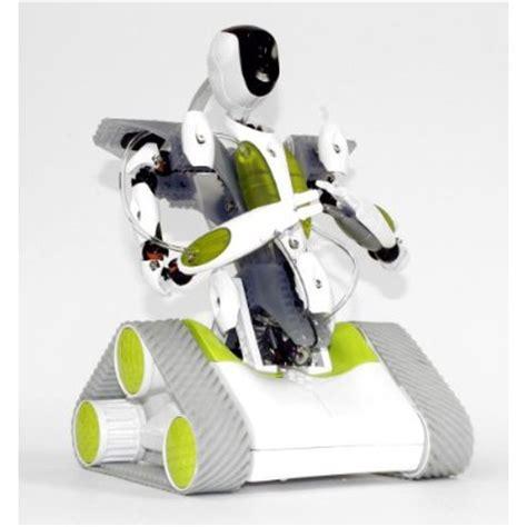 robot wifi spykee wifi erector robot demo slashgear