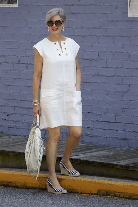 the best fashions for the older mature woman spring 2015 white lights style at a certain age