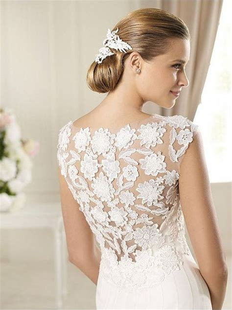 Lace Style Wedding Dresses by Vintage Lace Country Style Wedding Dresses 2013 Modern