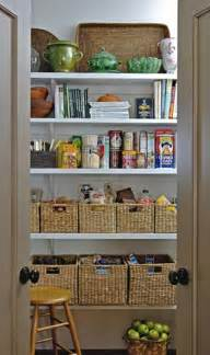 Kitchen Pantry Closet Organization Ideas Organizing The Kitchen Pantry In 5 Simple Steps