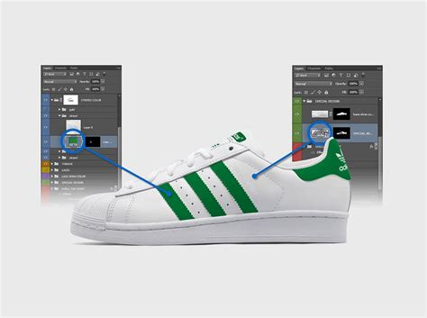 Adidas Shoe Template by Mockup Chaussure Adidas Superstar Gt Template Pro
