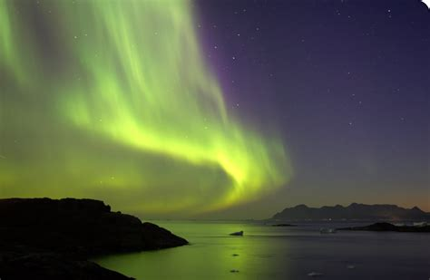 northern lights greenland yacht charter superyacht news