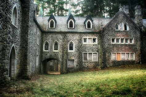 The Place Upstate Ny Upstate New York Abandoned Castle Forgotten In Time Upstate New York New York